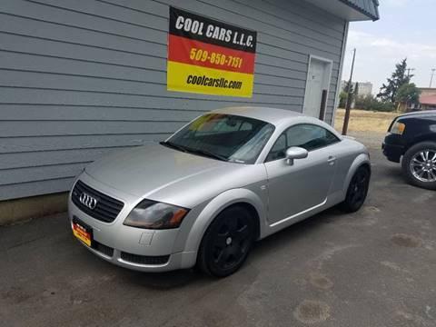 2002 Audi TT for sale in Spokane, WA