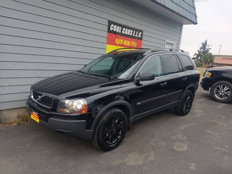 Volvo Xc AWD Dr T Turbo SUV In Spokane WA Cool Cars LLC - Cool cars awd