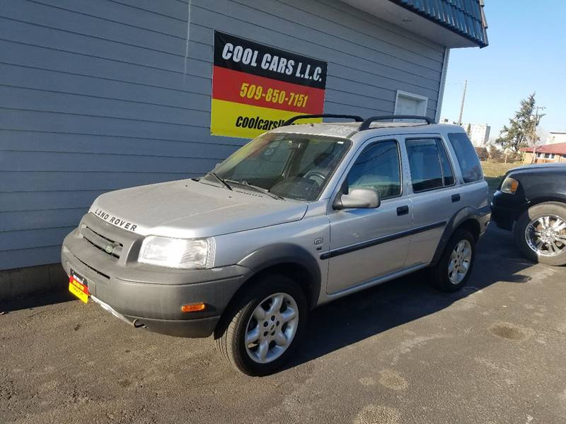 Land Rover Used Cars Financing For Sale Spokane Cool Cars LLC - Cool cars for sale