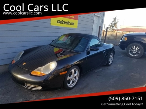2001 Porsche Boxster for sale in Spokane, WA