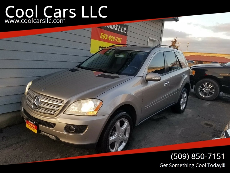 2006 Mercedes Benz M Class Awd Ml 350 4matic 4dr Suv In Spokane Wa