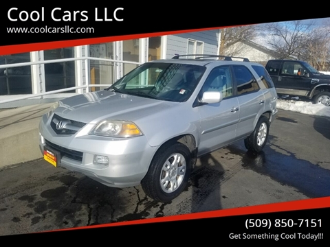 2004 Acura MDX for sale at Cool Cars LLC in Spokane WA