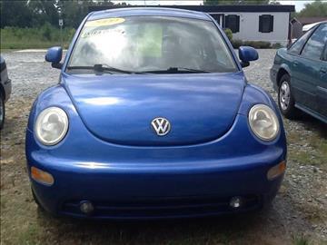2000 Volkswagen New Beetle for sale in Garner, NC