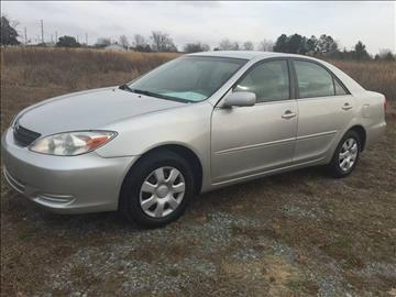 2002 Toyota Camry for sale in Garner, NC