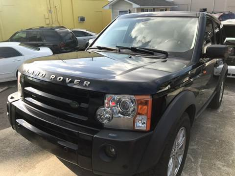 2008 Land Rover LR3 for sale in Tampa, FL