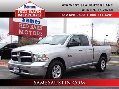 2016 ram ram pickup 1500 for sale in austin tx