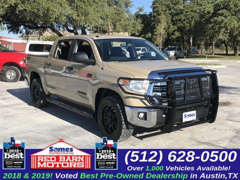 2017 Toyota Tundra for sale in Austin, TX
