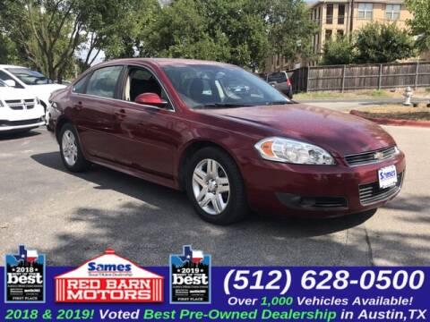 2011 Chevrolet Impala for sale in Austin, TX