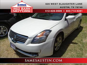 2007 Nissan Altima for sale in Austin, TX