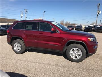 2017 Jeep Grand Cherokee for sale in Lafayette, IN