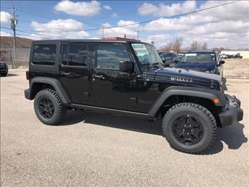 2017 Jeep Wrangler Unlimited for sale in Lafayette, IN