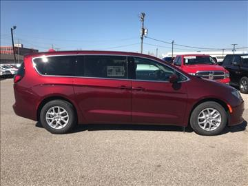 2017 Chrysler Pacifica for sale in Lafayette, IN