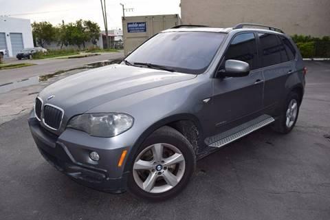 2009 BMW X5 for sale in Hollywood, FL