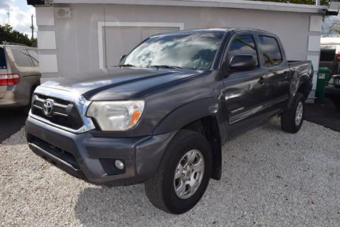 2012 Toyota Tacoma for sale in Hollywood, FL