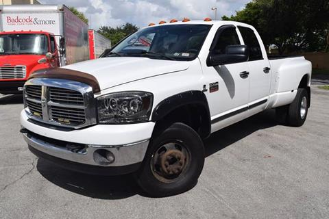 2007 Dodge Ram Pickup 3500 for sale in Hollywood, FL