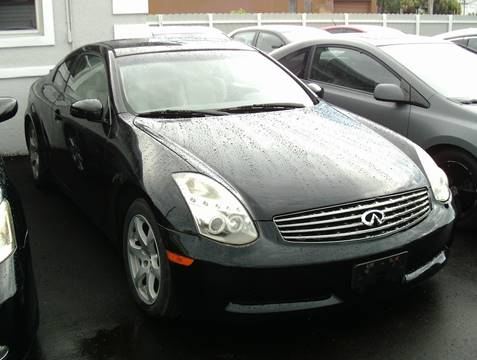 2003 Infiniti G35 for sale in Hollywood, FL