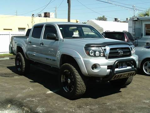 2005 Toyota Tacoma for sale in Hollywood, FL