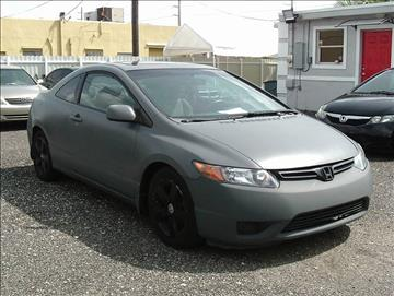 2008 Honda Civic for sale in Hollywood, FL