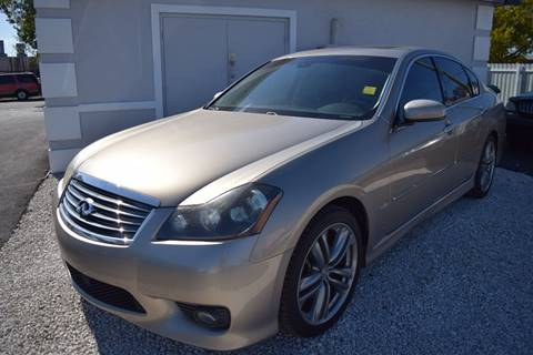 2008 Infiniti M35 for sale in Hollywood, FL