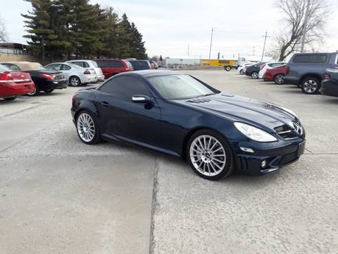 2007 Mercedes-Benz SLK for sale at Chuck's Sheridan Auto in Mount Pleasant WI