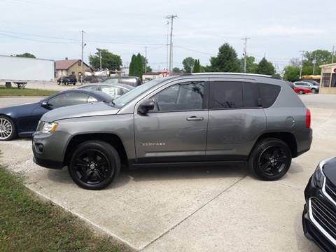 2012 Jeep Compass for sale in Mt Pleasant, WI