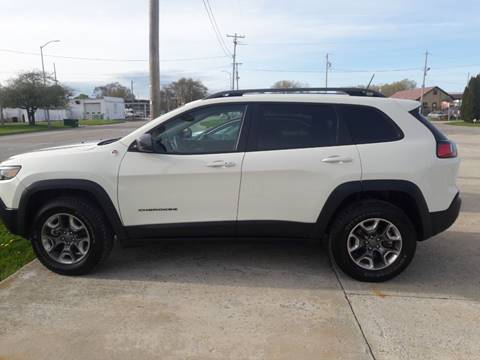 2019 Jeep Cherokee for sale in Mt Pleasant, WI