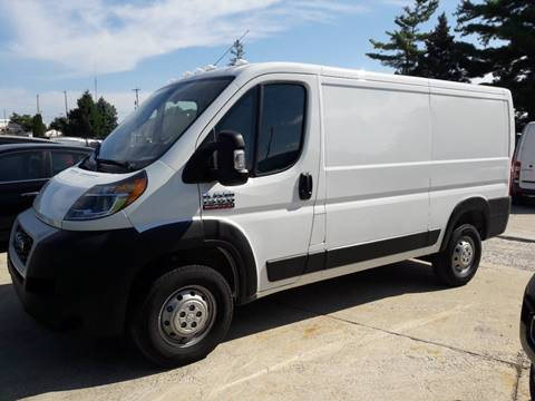 2019 RAM ProMaster Cargo for sale in Mt Pleasant, WI