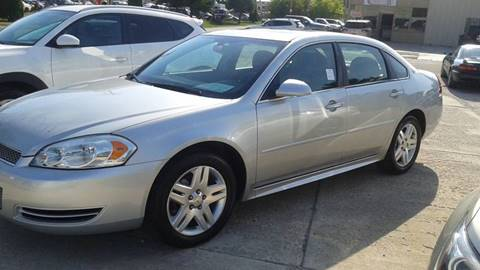 2015 Chevrolet Impala Limited for sale at Chuck's Sheridan Auto in Mount Pleasant WI