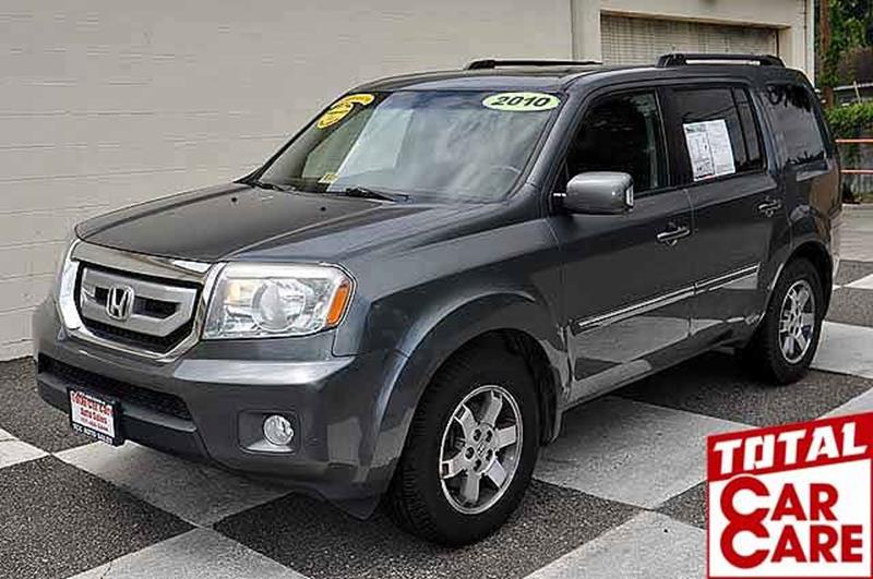Awesome 2010 Honda Pilot 4x4 Touring 4dr SUV W/Navi And DVD   Portsmouth VA