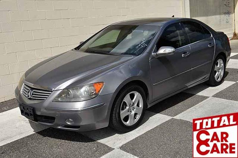 Acura Rl SHAWD Dr Sedan In Portsmouth VA Total Car Care - Acura rl 2005 for sale