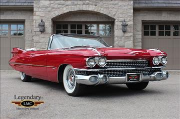 1959 Cadillac Series 62 for sale in Halton Hills, ON