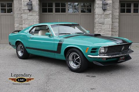 Ford mustang boss 302 for sale in summersville wv carsforsale 1970 ford mustang boss 302 for sale in halton hills on sciox Gallery