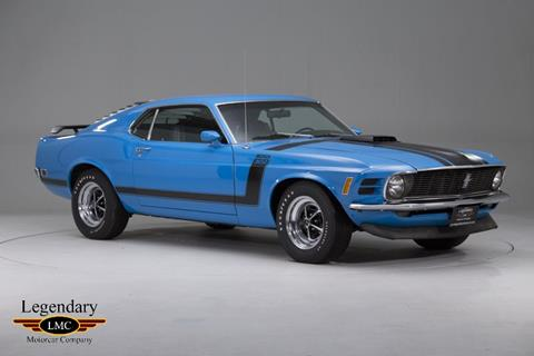 Ford mustang boss 302 for sale in san antonio tx carsforsale 1970 ford mustang boss 302 for sale in halton hills on sciox Gallery