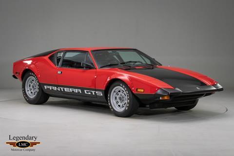 1974 De Tomaso Pantera for sale in Halton Hills, ON