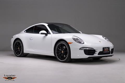 2014 Porsche 911 Carrera for sale in Halton Hills, ON