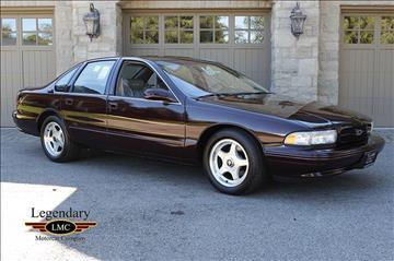 1996 Chevrolet Impala for sale in Halton Hills, ON