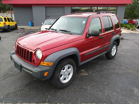 2007 Jeep Liberty for sale in Webster Groves, MO