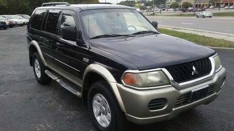 2002 Mitsubishi Montero Sport for sale in Webster Groves, MO