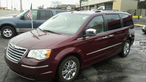 2008 Chrysler Town and Country for sale in Webster Groves, MO