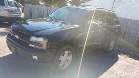 2002 Chevrolet TrailBlazer for sale in Sioux Falls, SD