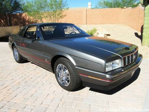 1989 Cadillac Allante for sale in Scottsdale, AZ