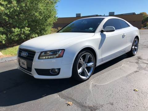 2010 Audi A5 for sale at Branford Auto Center in Branford CT