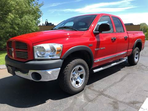 2007 Dodge Ram Pickup 1500 for sale at Branford Auto Center in Branford CT