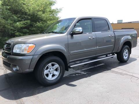 2005 Toyota Tundra for sale at Branford Auto Center in Branford CT