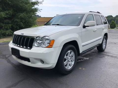 2009 Jeep Grand Cherokee for sale at Branford Auto Center in Branford CT