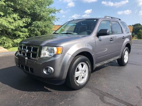 2012 Ford Escape for sale at Branford Auto Center in Branford CT