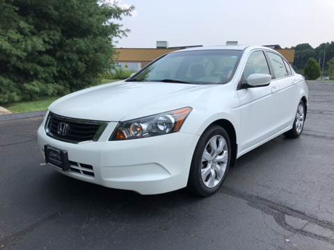 2010 Honda Accord for sale at Branford Auto Center in Branford CT