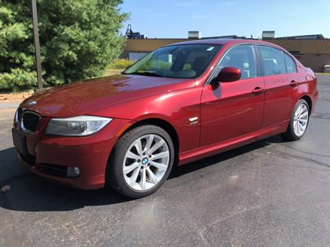 2011 BMW 3 Series for sale at Branford Auto Center in Branford CT