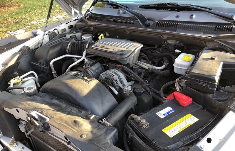 2011 RAM Dakota 4x4 Big Horn 4dr Crew Cab - Branford CT