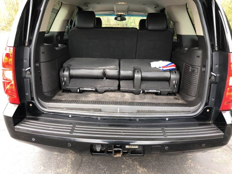 2011 Chevrolet Tahoe 4x4 LT 4dr SUV - Branford CT
